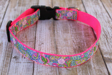 Lilly Inspired Sand Dollar Dog Collar