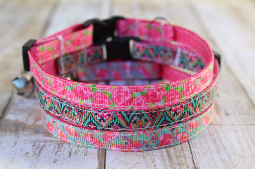 Lilly Inspired Cat Collars