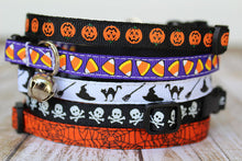 Halloween Cat Collars