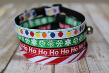 Christmas Cat Collars