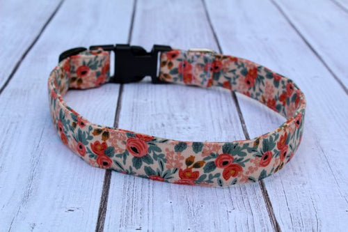Rifle Paper Co. Floral Dog Collar