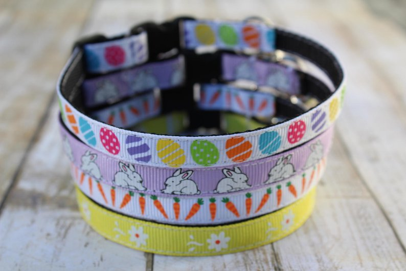 Easter Cat Collars
