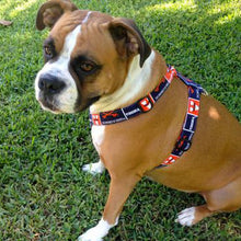 Patriotic Dog Harnesses (Choose your Design)
