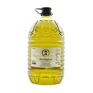 MM Organic Extra Virgin Olive Oil 5L