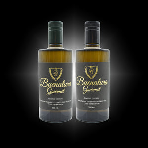 Buenatura Gourmet Olive Oil Set