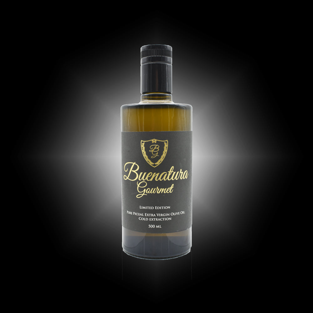 Buenatura Gourmet Pure Picual Extra Virgin Olive Oil - 500ml - Limited Edition