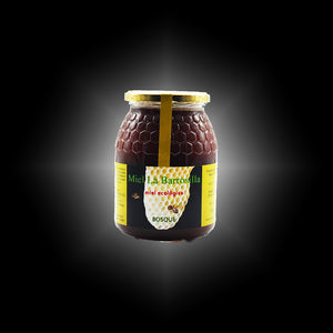 Organic Forest Honey La Barrosilla 1kg