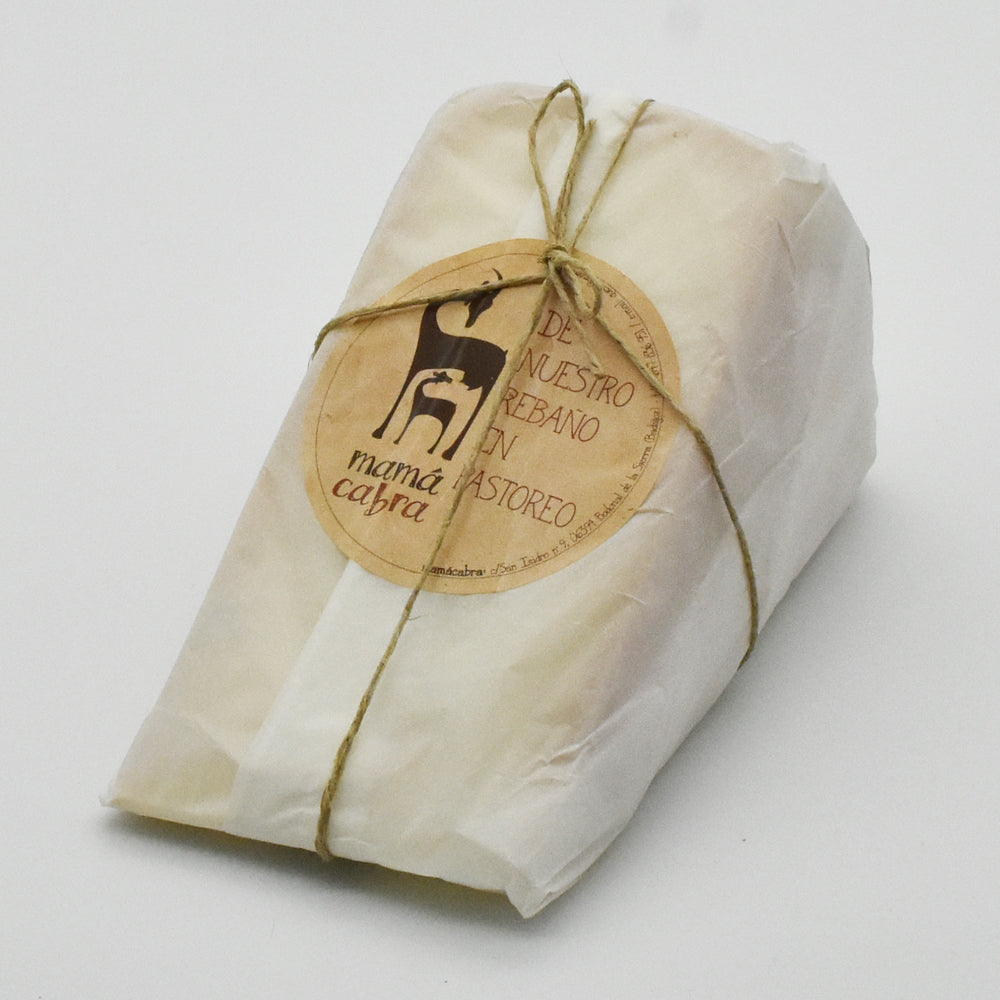 Quesazo Goat Cheese - Mama Cabra