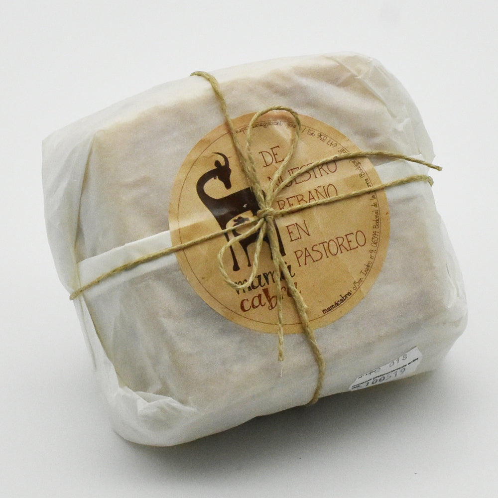Organic Young Matured Goat Cheese - Mama Cabra