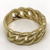 10K Cuban Link Ring GMRA-004 - WORLDSTARBLING