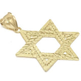 10K Yellow Gold Star SOD_001 - WORLDSTARBLING