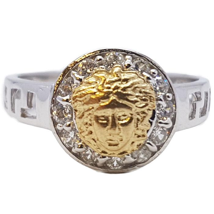 10K VERSATCHI ring in gold WRG-069 - WORLDSTARBLING