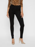 NMCALLIE HIGH WAIST SKINNY FIT JEANS
