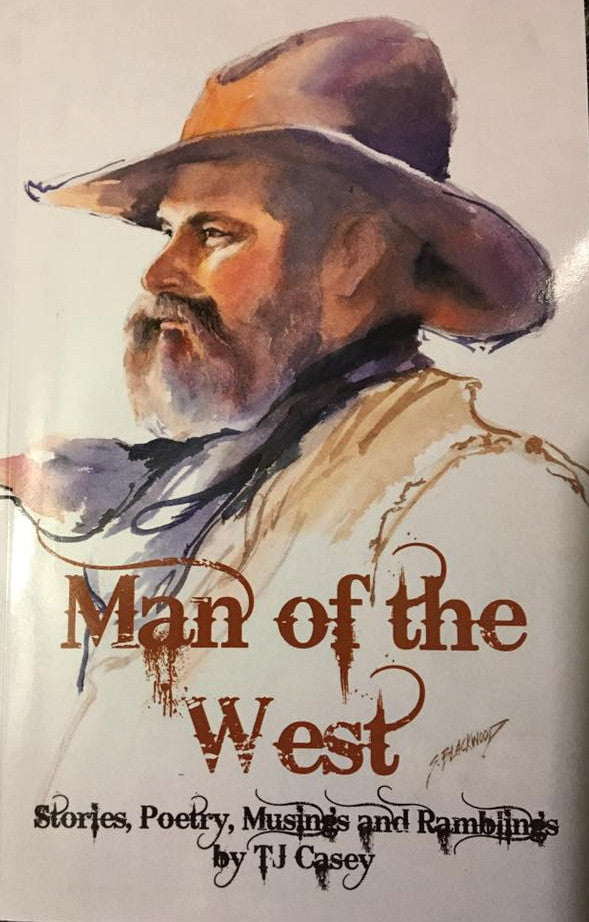 Man of the West Cowboy Book