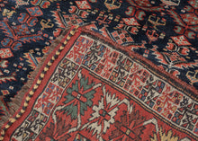 """1918"" Dated Khamseh Rug - 5'2 x 11'6"