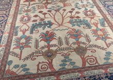 Antique Persian Bakshaeesh - 10' x 13'