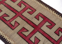 Antique Navajo Rug - 2'9 x 5'3
