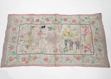 Antique Nakshi Kantha - 1'9 x 3'2