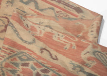 Faded Sumbanese Ikat - 3' x 8'8