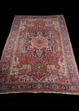 Antique NW Persian Heriz Rug