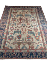 Antique Persian Bakshaeesh Room size rug