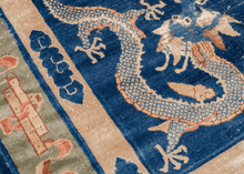 Peking Dragon Rug - 4'4 x 6'9