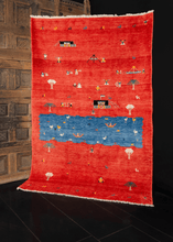 Contemporary Persian Gabbeh - 5'2 x 8'