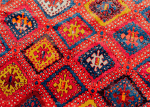Central Anatolian Kurdish Rug - 4' x 5'6