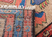 Antique Kurdish - 2'10 x 9'10