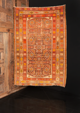 Antique Khotan Rug - 4'1 x 6'4