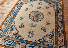 Antique Fa-ti Rug - 9' x 11'4
