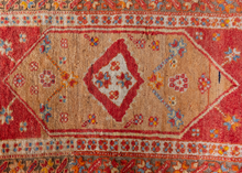 Vintage Turkish Yastik - 1'7 x 3'