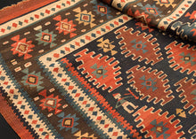 Northwest Persian Kilim - 6'6 x 11'7