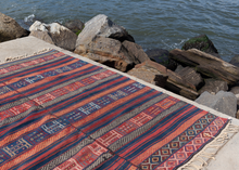 Antique Verneh Kilim - 6'5 x 7'5