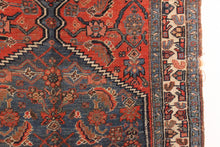 Antique Malayer Rug - 3'1 x 4'2