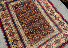 Antique Shirvan Rug - 3'4 x 4'5