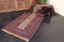 Antique Baluch - 2'10 x 9'6
