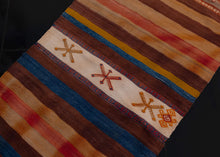 Turkish Kilim Runner - 2'7 x 17'
