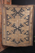 Antique Caucasian - 4' x 5'5