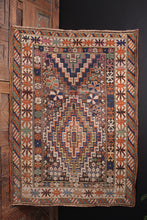 Antique Shirvan - 3'4 x 4'9