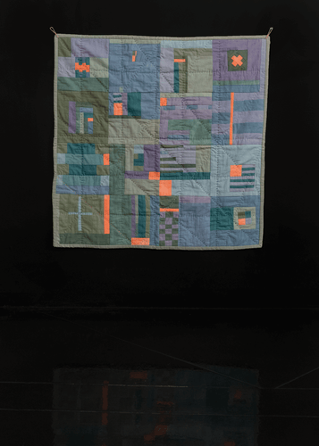 Square and Rectangle Quilt - 26