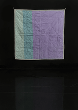 "Emma Redmond ""Square and Rectangle Quilt"""