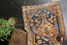 Antique Afshar Rug - 2'11 x 4'
