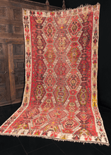 Turkish Reyhanli Kilim - 5'8 x 10'11