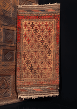 Antique Baluch Rug - 2'3 x 4'