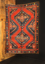 Antique Karabakh - 4'2 x 6'