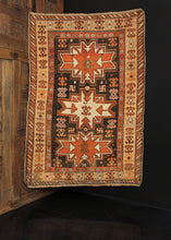 Antique Kazak - 3'11 x 5'9
