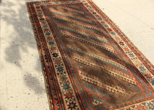 Antique Kazak - 4' x 7'8