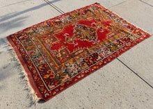 Antique Turkish Maden Rug - 3'8 x 5'7