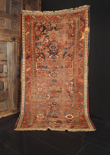 Antique Suaj Bulag - 4'5 x 8'4